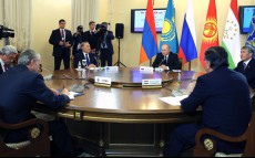 Participation in the meeting of the CSTO Collective Security Board