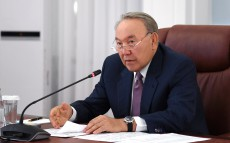 Meeting on socio-economic development of West Kazakhstan