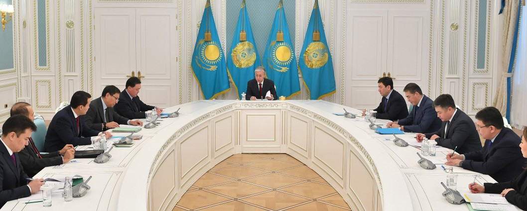 The Head of State held a meeting of the Operational Response Team